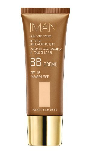 Iman Skin Tone Evener BB Creme SPF 15 Sand Light