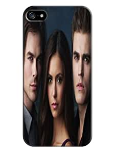 cool pictures Cool The Vampire Diaries TPU Unique Durable Hard Protective fashionable Case for iphone 5/5s