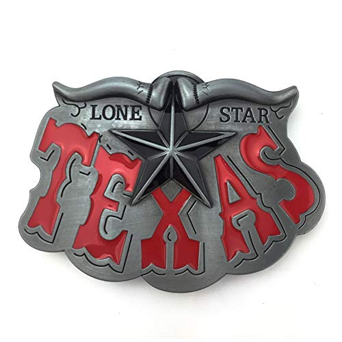 Star Cool Belt Buckle - 9