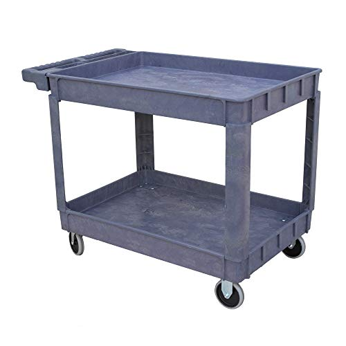 Storage Concepts Heavy Duty Service Cart, 600 Lbs. Weight Capacity, 36