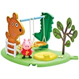 Best Peppa Pig Action Figures - Peppa Pig Outdoor Fun Swing Playset Review