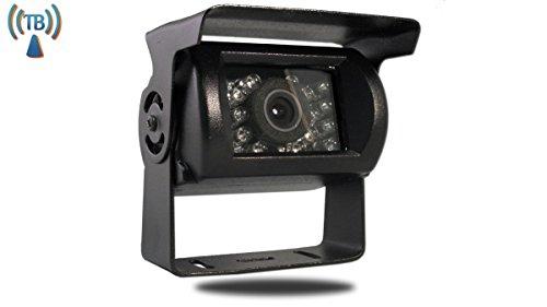 Tadibrothers 120 Degree RV Backup Wireless Camera (Hi-Res CCD) (Birds Eye View)