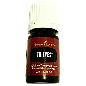 Young Living Thieves 5ml Essential Oil