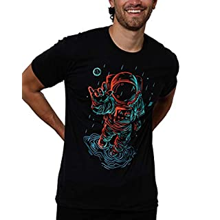 INTO THE AM Men's Graphic Tees – Novelty Graphic T-Shirts with Cool Designs