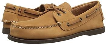 Tommy Hilfiger Men's Bowman10 Shoe, Brown, 9.5 Medium Us 5