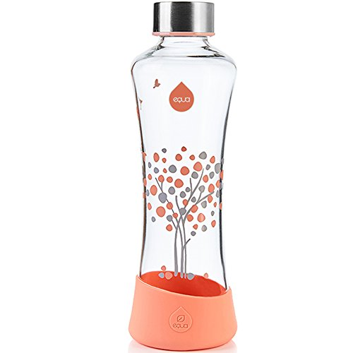 - EQUA Peach Tree Water Bottle