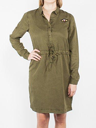 VILA Vimayor dress ivy green