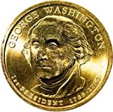 2007-P George Washington Presidential $1.00 Coin