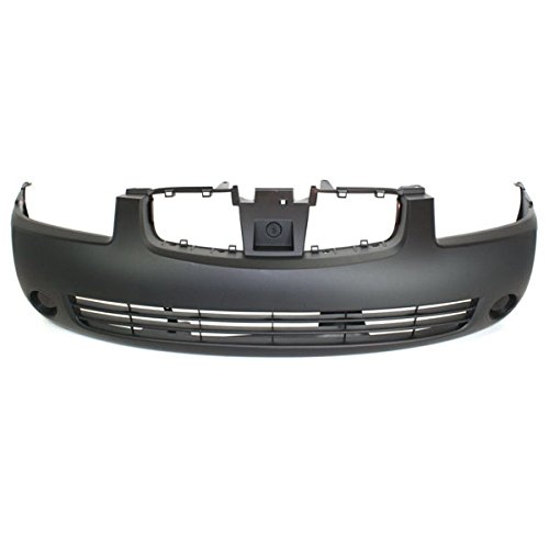Front Bumper Cover Facial Assembly Primed Fits 04-06 Sentra NI1000216 F20226Z525