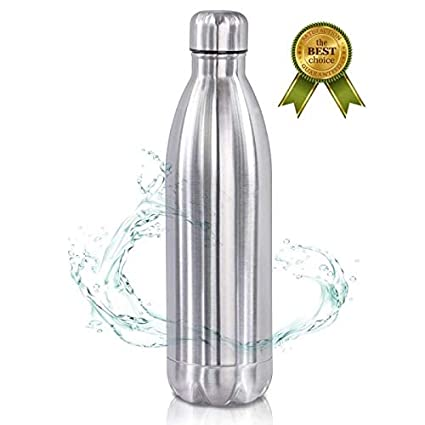 Speedmar UK Material ecológico Termo de Botella de Agua con ...