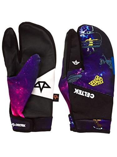 UPC 844096056257, Celtek Trippin Pipe Glove Spaced Out, M