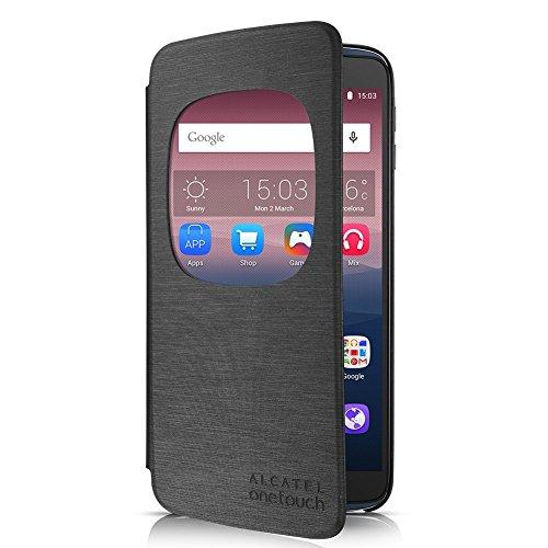 Alcatel Cell Phone Case for 5.5' ALCATEL ONETOUCH IDOL 3 - Dark Grey