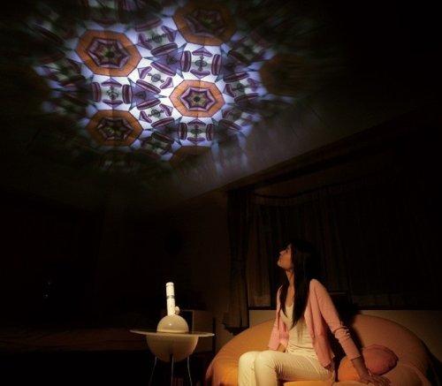 Projection Kaleidoscope Mangekyorooms