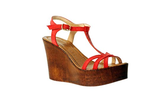 Sandali donna in pelle per l'estate scarpe RIPA shoes made in Italy - 09-8027