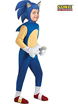 Rubie's Sonic Generations Sonic The Hedgehog Deluxe Costume