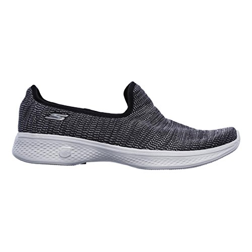 Gray Walk Black ONS Select 4 Skechers Slip Go 1xw700qz