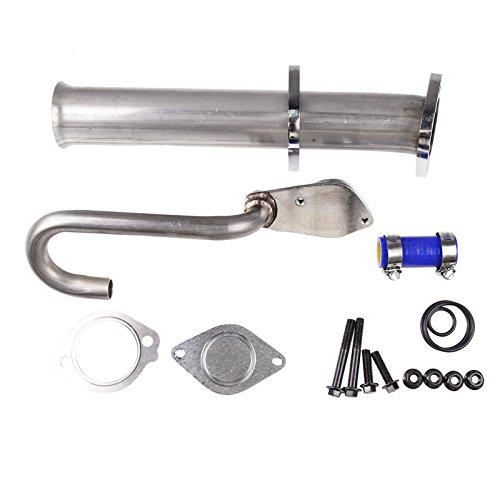 AURELIO TECH EGR-0001-00 Diesel EGR Valve Power Stroke Kit for 2003-2010 Ford 6.0 E-350 E-450 F-250 Super Duty 904-218