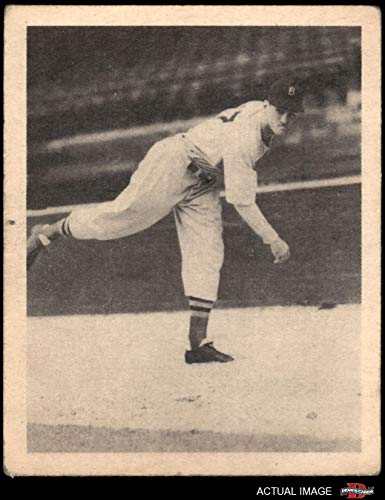 1939 Play Ball # 40 Jim Bagby Boston Red Sox (Baseball Card) Dean's Cards 3 - VG Red Sox