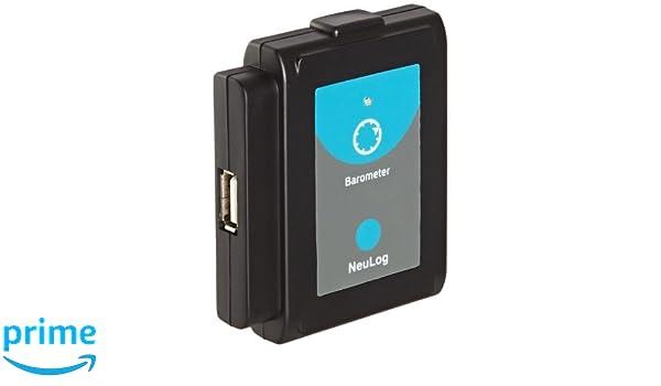Amazon.com: NEULOG Barometer Logger Sensor, 15 bit ADC Resolution: Industrial & Scientific