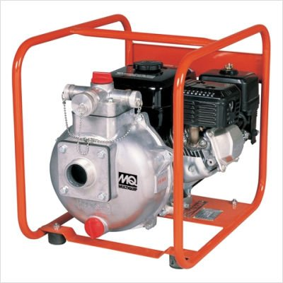 Multiquip Qp205sh High Pressure Centrifugal Pump With Honda Motor  5 5 Hp  106 Gpm  2  Suction  1  1 2  Discharge   2  1  Discharge