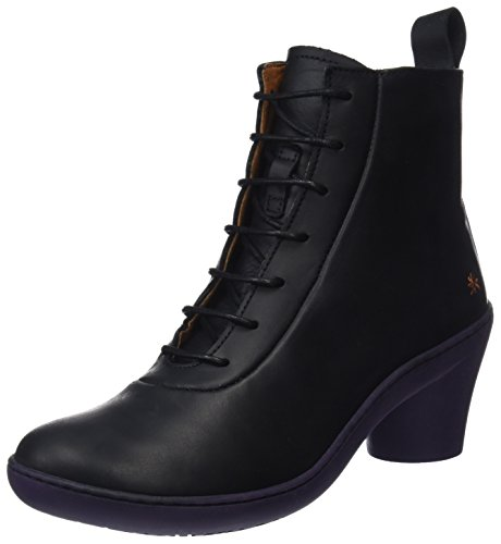 Women's Grass noires frêne Bottines Art noir zwZK7