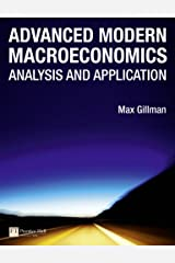 Advanced Modern Macroeconomics: Analysis and Application Paperback
