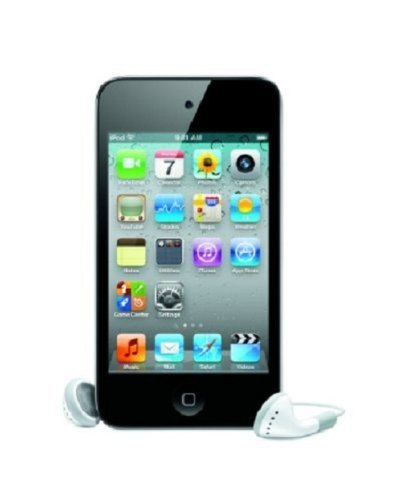 Apple iPod touch 8 GB Black (4th Generation) (Discontinued by Manufacturer) (Certified Refurbished)
