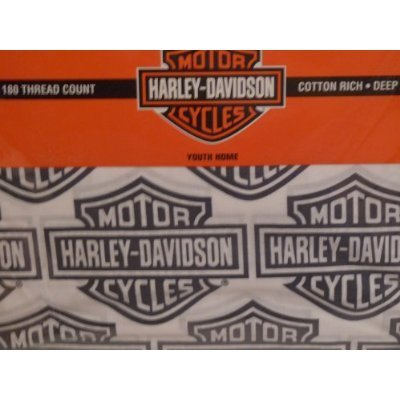 (Harley-Davidson Motorcycle Sheet Set -)