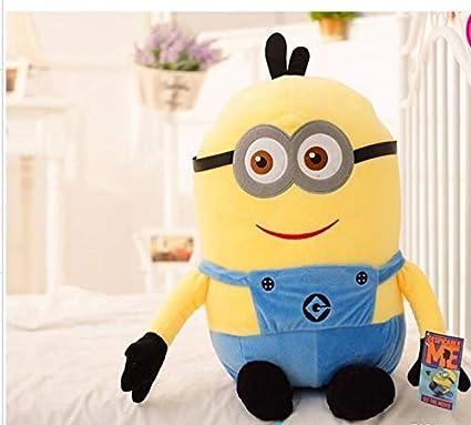 679b490d7d4e Buy PRACHI TOYS Stuffed Cute Minions Cartoon Soft Toy - Yellow (25 ...