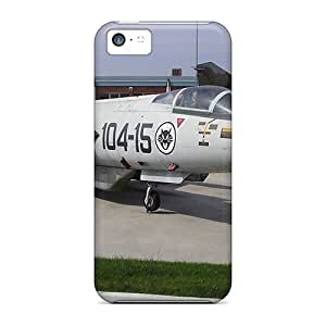Tpu Williams6541 Shockproof Scratcheproof Aviones Ejercito Del Aire Espa Hard Case Cover For Iphone 5c