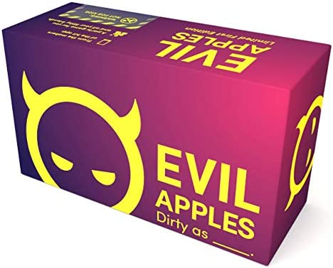 Evil Apples The Card Game product image