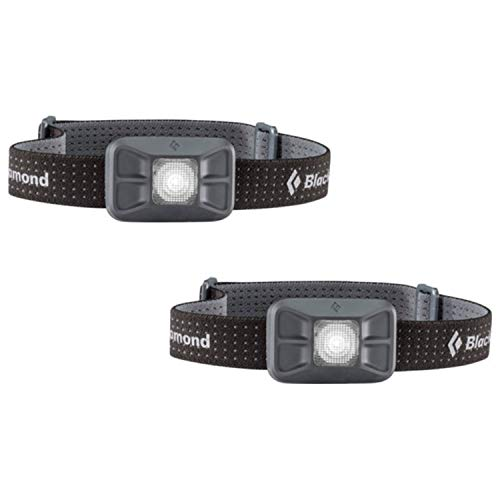 Black Diamond Gizmo Headlamp - Black Diamond Gizmo Headlamp - Matte Black - 2 Pack