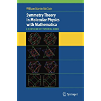Symmetry Theory in Molecular Physics with Mathematica: A new kind of tutorial book