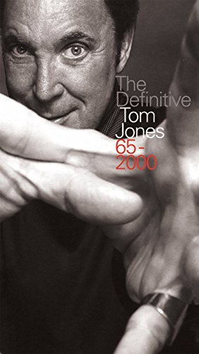 The Definitive, 1964-2002 by JONES,TOM