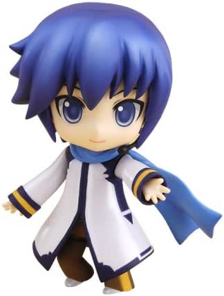 Good Smile Vocaloid: Kaito Nendoroid Action Figure
