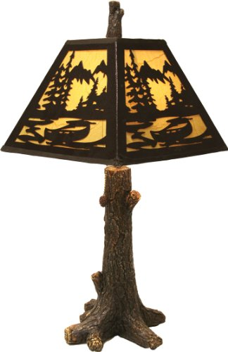 Outdoor Themed Lamps - 1