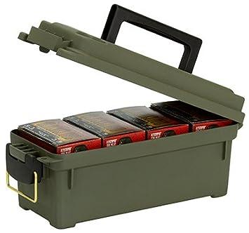 Plano Molding 1212 - 02 Shot carcasa caja de municiones, Capacidad para 4, Verde, 1, 1: Amazon.es: Salud y cuidado personal