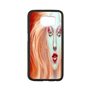 cinabre by diane ozdamar Samsung Galaxy S6 Cell Phone Case Black 53Go-242406