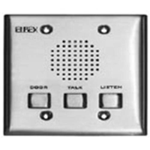 ELBEX/GRAYSTONE EGS44M RECESS MOUNTING STAINLESS STEEL INTERCOM STATION (EGS44 Replace)