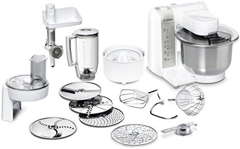 Amazon.de: Bosch MUM48140DE Küchenmaschine (Vielseitigkeit ...