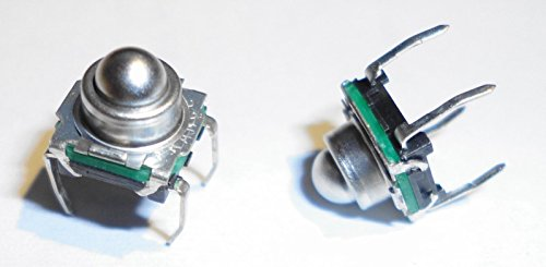 Domed Tactile Switch DNA 20 DNA 30 Box Mod C&K KSJ Series