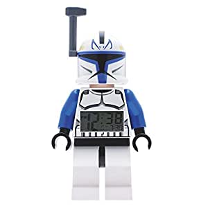Lego - Despertador para niños Star Wars (Clic Time 9003936)