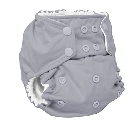 Rumparooz One Size Cloth Pocket Diaper Snap Sherbert