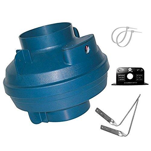 Suncourt Centrax Dryer Boosting Kit, 4 Inch