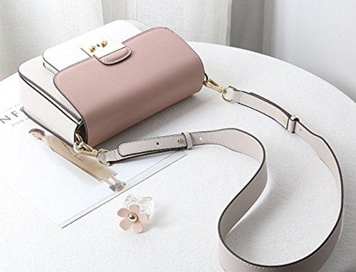 Fashion Casual Small Pink Women Shoulder Bags Messenger Handbags Square Bags Bags Bags 5wnqTf