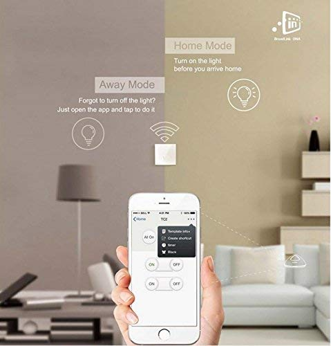 WiFi+IR+RF Smart Universal Remote Control Ckeyin RM Pro Smart Home Universal Remote Control Intelligent Home Automation By Wi-Fi IR//RF for IPHONE//Android Phone