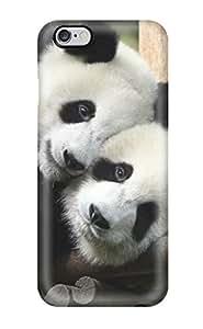 Rolando Sawyer Johnson's Shop 1913343K74780977 New Panda Bears Tpu Case Cover, Anti-scratch Phone Case For Iphone 6 Plus