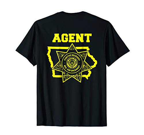 Iowa Bail Enforcement Agent Bounty Hunter