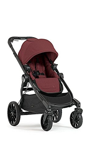 Baby Jogger 2017 City Select LUX Single Stroller New Model (Port)