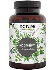 Premium Magnesium Citraat + Vitamine B6 en B12-2580mg zuiver Tri-Magnesium-Di-Citraat - 400mg elementair magnesium per dag - Met B6 en B12 voor de beste biobeschikbaarheid - 180 veganistische capsules